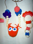 Handmade+necklace+and+teething+rings+for+nursing+mothers+and+teething+baby++%237