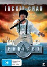 Project A (DVD, 2007, 2-Disc Set)