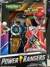 2018 Power Rangers Beast Morphers Beast X-Morpher Hasbro New/sealed