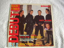 ULTRAVOX 11 TRACK LP MAG 2A (DEBUT MAGAZINE ISSUE 2)
