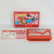 DONKEY KONG 1 Famicom Nintendo 2943 fc