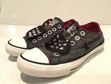 Converse One Star Women s Low Canvas Tennis Athletic Sneakers Shoes Size ... b57e1d75e