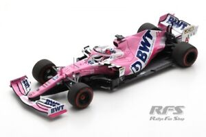 Racing Point Mercedes RP20 Sergio Perez Formel 1 Steiermark 2020 1:43 Spark 6474