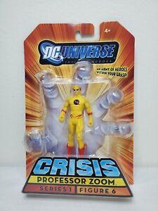 "DC Universe Infinite Heroes 3.75"" Professor Zoom Crisis Series 1 Reverse Flash"