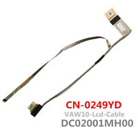 New Dell Inspiron 3721 5721 5737 Lcd Lvds Cable VAW10 DC02001MH00 CN-0249YD
