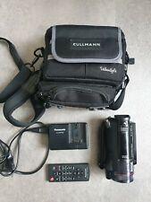 Panasonic HDC-SD300 EG-K Full-HD Camcorder mit Zubehörpaket