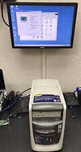 Vintage HP Pavilion 6645C PC - Intel Pentium III 700MHz 260MB RAM - Windows 2000