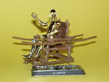 Star Wars TSC C-3PO with Ewok Throne Loose