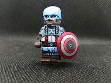 LEGO Custom Dragon Brick Captain America