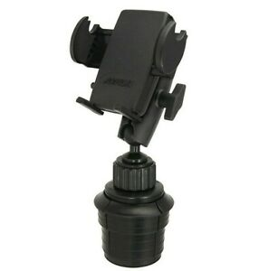 Arkon SM4RM023 Robust Custom Car Cup Holder Phone Mount iPhone Samsung Galaxy