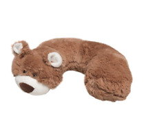 Animal Planet Kid's Neck Support Pillow Bear New