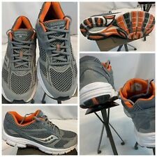 Saucony Marauder 3 Sz 9 Men Gray Running Shoes Worn Once YGI C0S-61