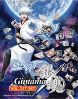 Gintama Vol.317-367 Anime DVD