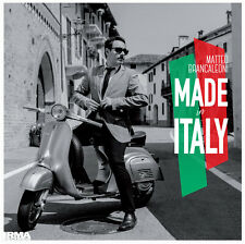 MATTEO BRANCALEONI  - THE ITALIAN CROONER  Vinile LP 33 Giri Made In Italy