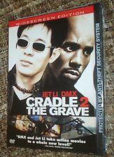 Cradle 2 the Grave (DVD, 2003, Widescreen), NEW & SEALED, JET LI, DMX, REGION 1