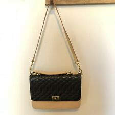 J. Crew Edie Quilted Leather Bag GUC
