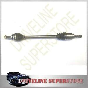 ONE FRONT CV JOINT DRIVE SHAFT for SUBARU OUTBACK LIBERTY  YEAR FROM 2004-2008