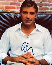 GEORGE CLOONEY.. Charismatic Actor - SIGNED