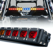 "Xprite 30"" Led Rear Chase Light Bar for Atv Utv Buggy Rzr Running Brake Reverse"