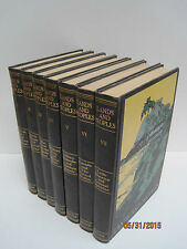 Lands and Peoples: The World In Color by Holland Thomspson, Lot of 7 Books