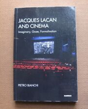 JACQUES LACAN AND CINEMA by Pietro Bianchi - 1st PB 2017 - film psychology