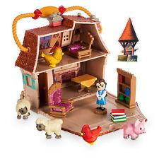 "Disney Animators Collection Littles Belle Micro Doll Play Set 2"""