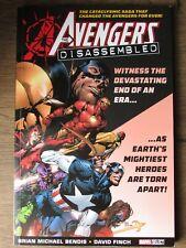 The Avengers Disassembled Marvel Comics Novel