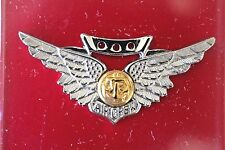Usn Us Navy Ship Shore Air Combat Aircrew Wings Full Size Qualification Badge S
