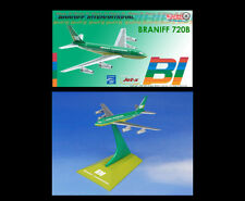 Braniff International Airways Boeing 720 Green Flying Color's JX113 1/400 Scale