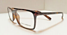 Dolce&Gabbana Men's Eyeglasses DG 5004 502 Havana Brown 55-17-135 NEW AUTHENTIC