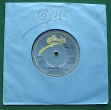 "Abba The Winner Takes It All / Elaine S EPC 8835 7"" Single"