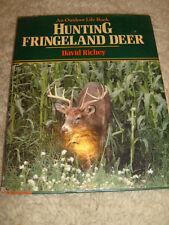 Hunting Fringeland Deer by David Richey - 1986