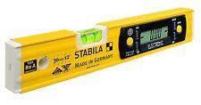 Stabila nivel stabila 80 a Electronic 30 cm nº 17323 nuevo