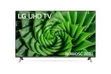 LG 55UN80003LA TV 139,7 cm 55 Pollici 4K Ultra HD Smart TV  Nero, Argento