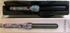 FoxyBae HOT TROPIC Print 32 MM CURLING WAND