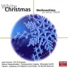 1-CD VARIOUS - WHITE CHRISTMAS (CONDITION: NEW)