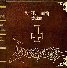 Venom - At War with Satan [New CD] UK - Import