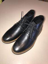 "EASTLAND Men's ""Landon"" Black Leather Oxfords Size 9M NIB"