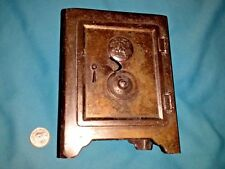 Singapore 1960's Vintage Chung Khiaw Bank Limited, Coin Safe, Rare Collectible