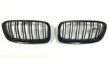 BMW F30 F31 3 Series Kidney Grill Grille Gloss Black M3 Style
