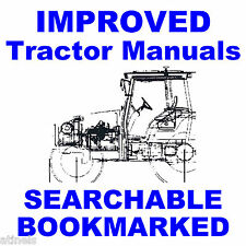 Massey Ferguson MF135 & MF148 TRACTOR 135 148 & Perkins SERVICE MANUAL 421 PAGES