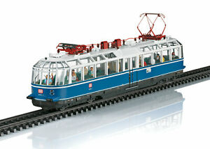 Trix HO 22193 Aussichtstriebwagen BR 491 DB digital mit Soundfunktionen#NEU OVP#