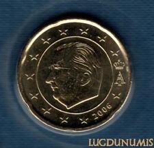 Belgique 2006 10 centimes d'euro FDC BU provenant du coffret BU 28012 exemplaire
