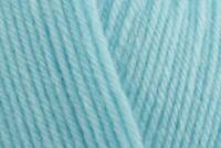 James C Brett SUPREME BABY DK Knitting Yarn 100g - SNG21 AQUA