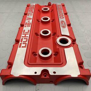 Ford Cosworth Engine Rocker Cover Red OEM (Refurbished) exchange