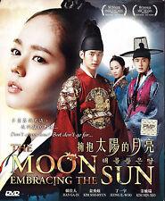 The Moon Embracing the Sun Korean Drama DVD with Good English Subtitle