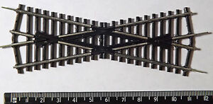 Crossing TT Track 6910 GDR Production 22,5 Degree 115mm Standard BTTB #GB2 Å