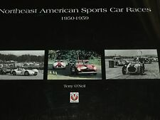 NORTH EAST AMERICAN SPORTS CAR RACES O`NEIL LIMEROCK BRIDGHAMPTON WATKINS GLEN