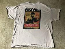 JOE FRAZIER Heavyweight Champ Boxing T-Shirt SZ  2XL by Gildan 100% Cotton New