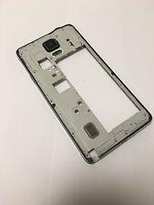 Original ! Samsung Galaxy Note 4 N910F Mittelrahmen Middle Case Gehäuse Schwarz